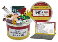 Congratulations Survival Kit In A Can